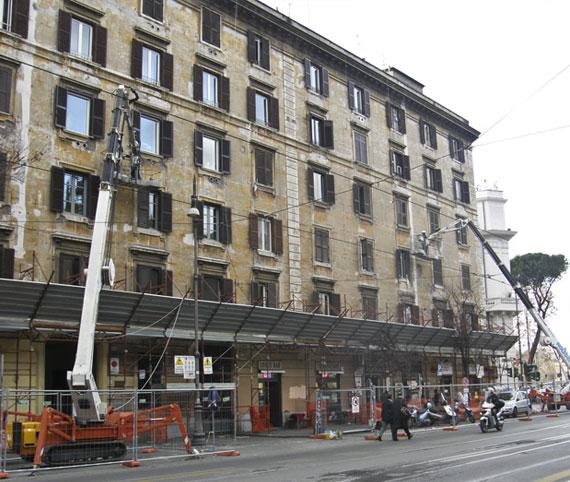 ristrutturazione condomini a Roma