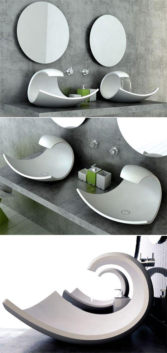 lavandino design